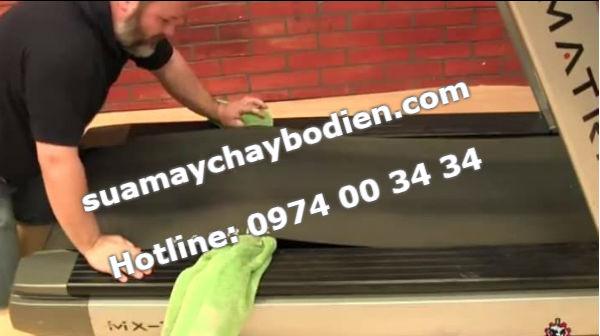 Hướng dẫn bảo trì vệ sinh máy chạy bộ tại nhà