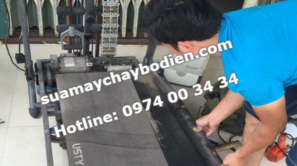 Sửa máy chạy bộ điện tại Nha Trang
