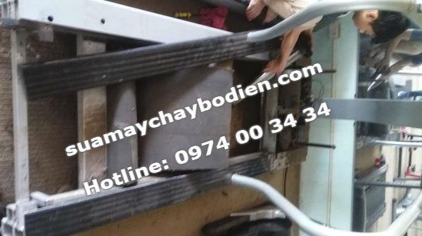 Sửa máy chạy bộ điện tại Hải Phòng
