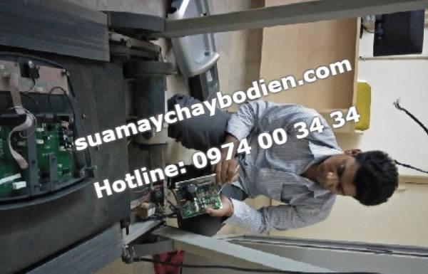 Sửa máy chạy bộ điện tại Hải Dương
