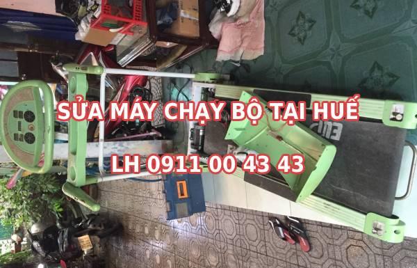 Sửa máy chạy bộ điện tại Huế